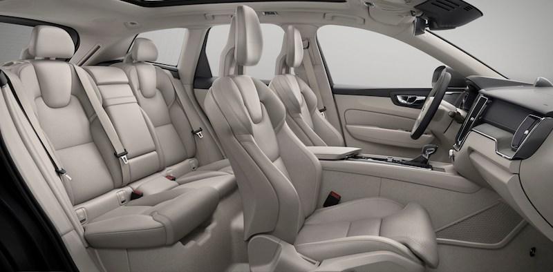 volvo xc60 neuheiten modelle suv premium fahrzeuge innenraum
