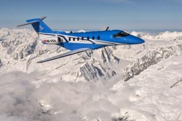 pilatus p-24 flugzeug hersteller unternehmen businessjet business-jets modelle kabine interieur