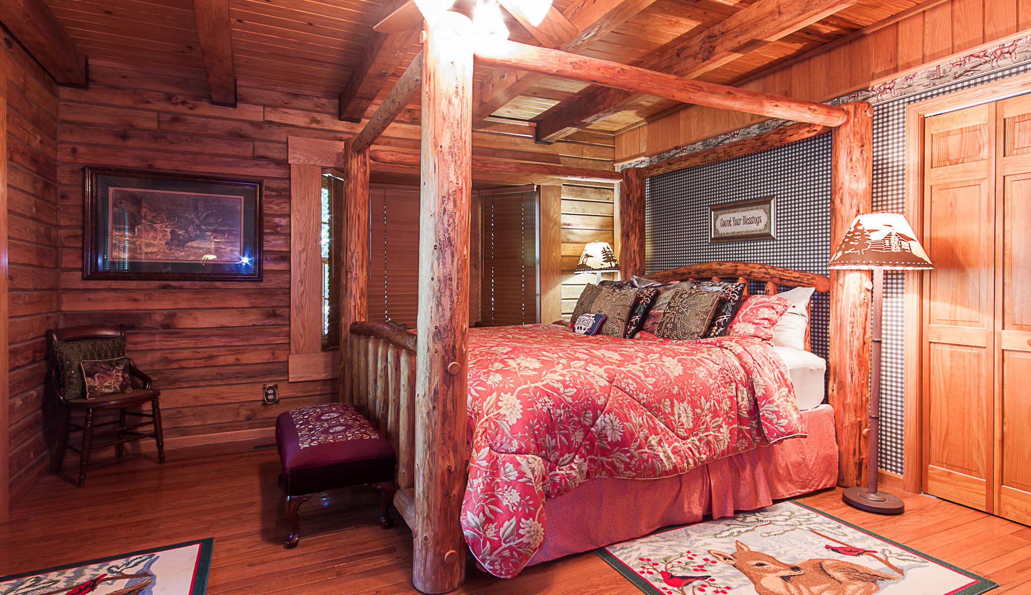 Harpole's Heartland Lodge - The Original Lodge - Whitetail Suite
