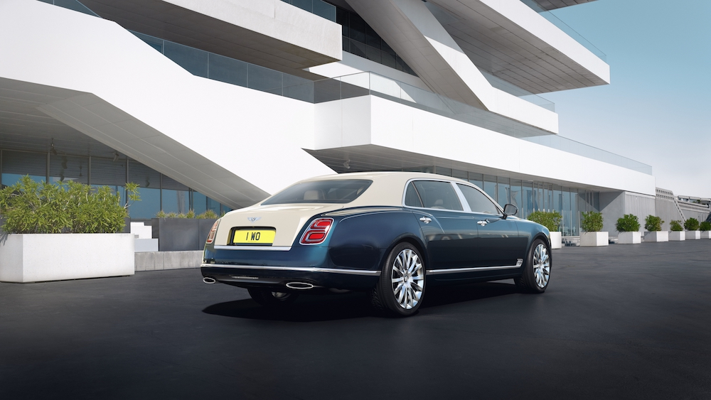 bentley mulsanne cars models limited series cars