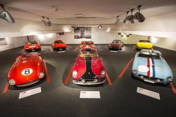 ferrari museum maranello exhibitions store