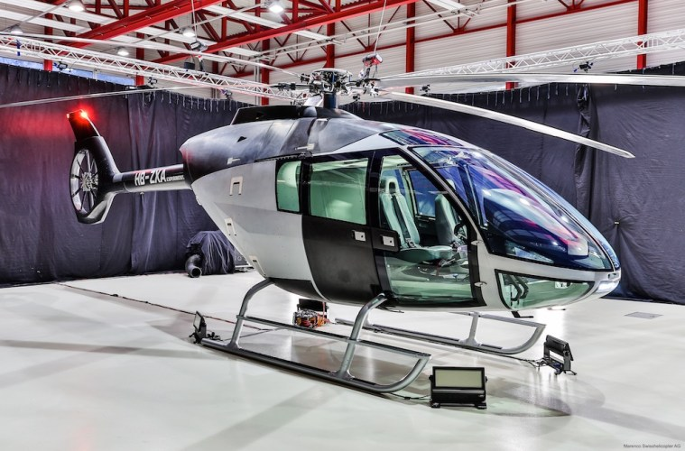marenco swiss helicopters new generation turbine