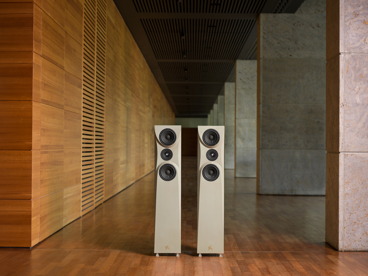 concrete audio loudspeaker loudspeakers high quality high-end-munich-2017
