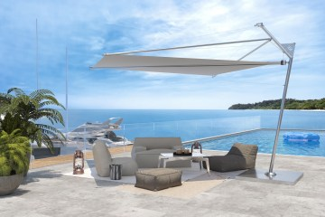 sail sails sun protection systems shading outdoor open air