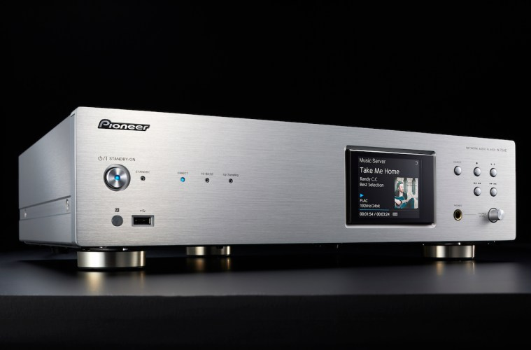 pioneer streaming streamingdineste musik player high-end marken preise