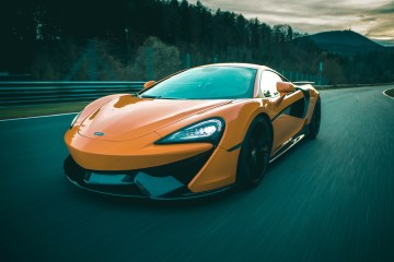novitec mclaren 570s exclusive automobiles world sports cars ferrari
