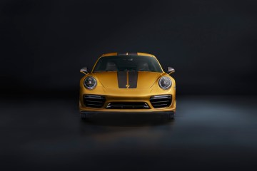 porsche 911 turbo s model models limited special sports car