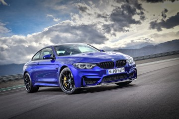 bmw m4 cs special edition models