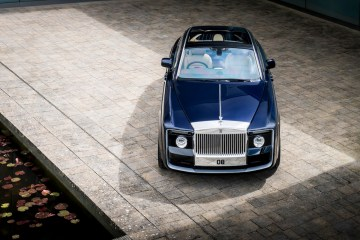 rolls-royce sweptail models handcrafted customer collector