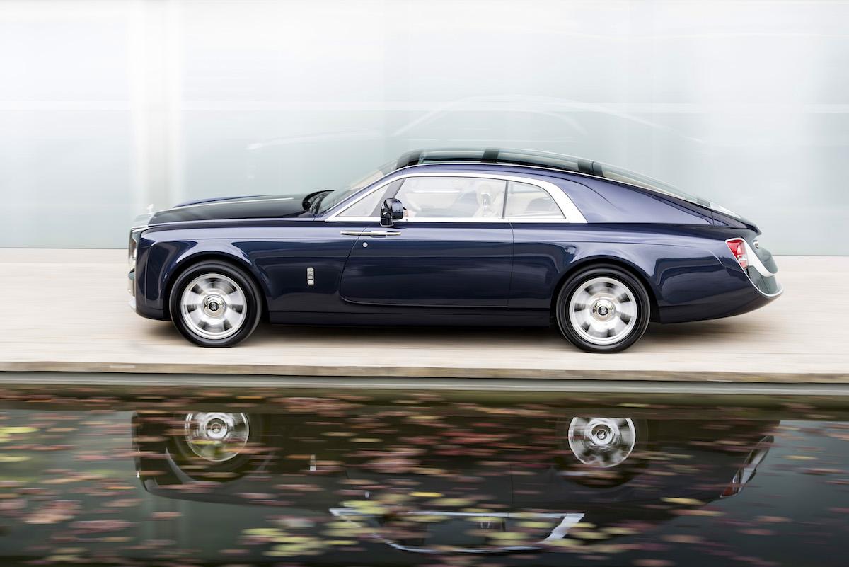 rolls-royce sweptail modelle einzelanfertigung personalisierung individualisierung luxus