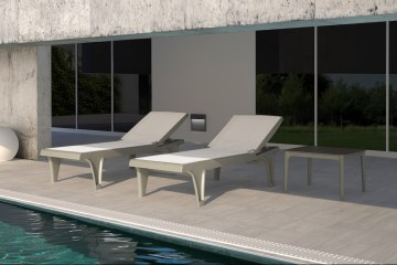 outdoor furniture exterior garden terrace pool company tables lounge chairs