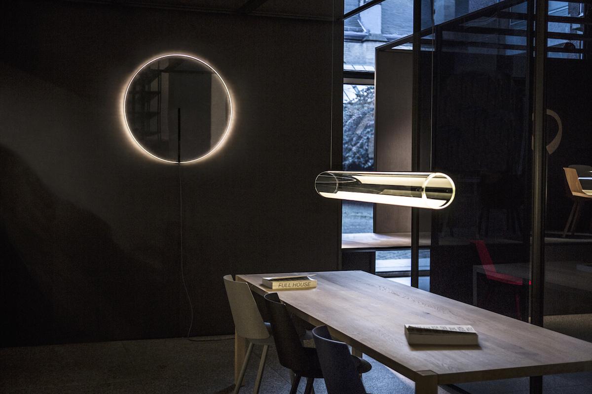 vibia lighting unique objects lamps illumination led-technology