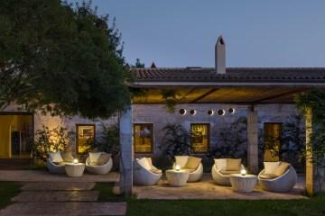 vibia outdoor lighting lights garden terraces