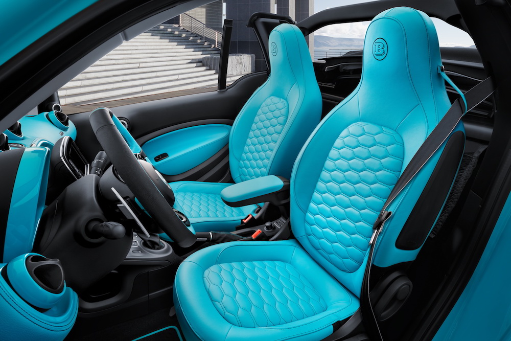 brabus ultimate 125 smart fortwo cabrio limited edition cars