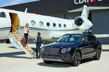 bentley concierge on demand service smartphone modell bentayga mulsanne