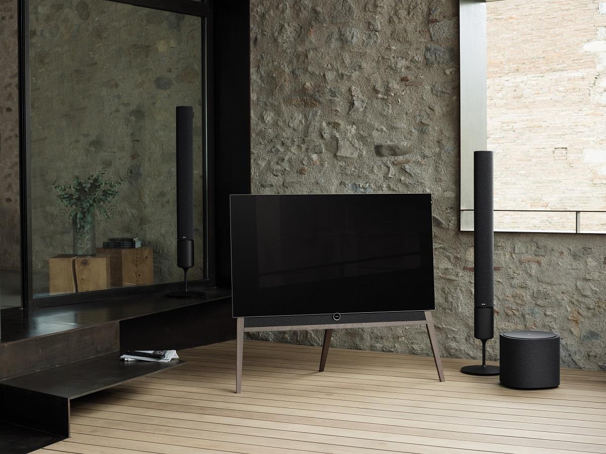 loewe bild 5 OLED TV Personalisierung