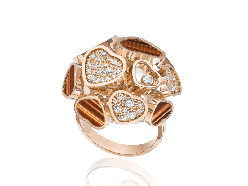chopard jewellery models precious gold rings earrings bracelets