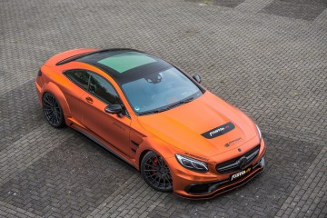 mercedes-benz-coupe-s-63-amg mercedes tuning chip-tuning rims aero-kit widebody