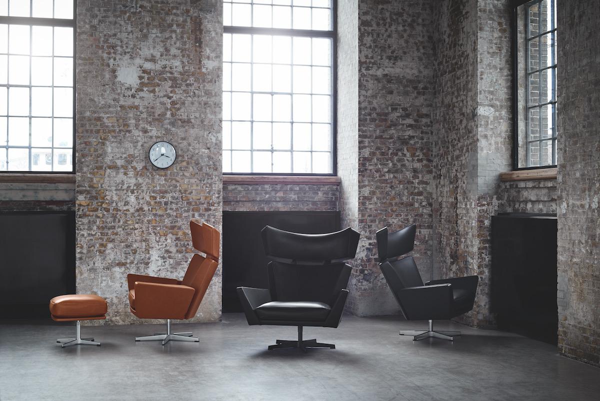 republic of fritz hansen™ gibt einen relaunch des eleganten, Möbel