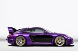 gemballa gemballa-avalanche porsche 911 turbo sportwagen modell veredelung