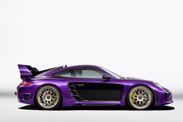 gemballa avalanche porsche 911 turbo individualisation