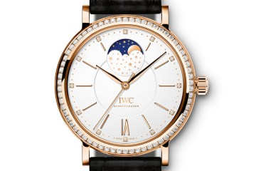 iwc portofino new collection watch watches models red gold stainless steel