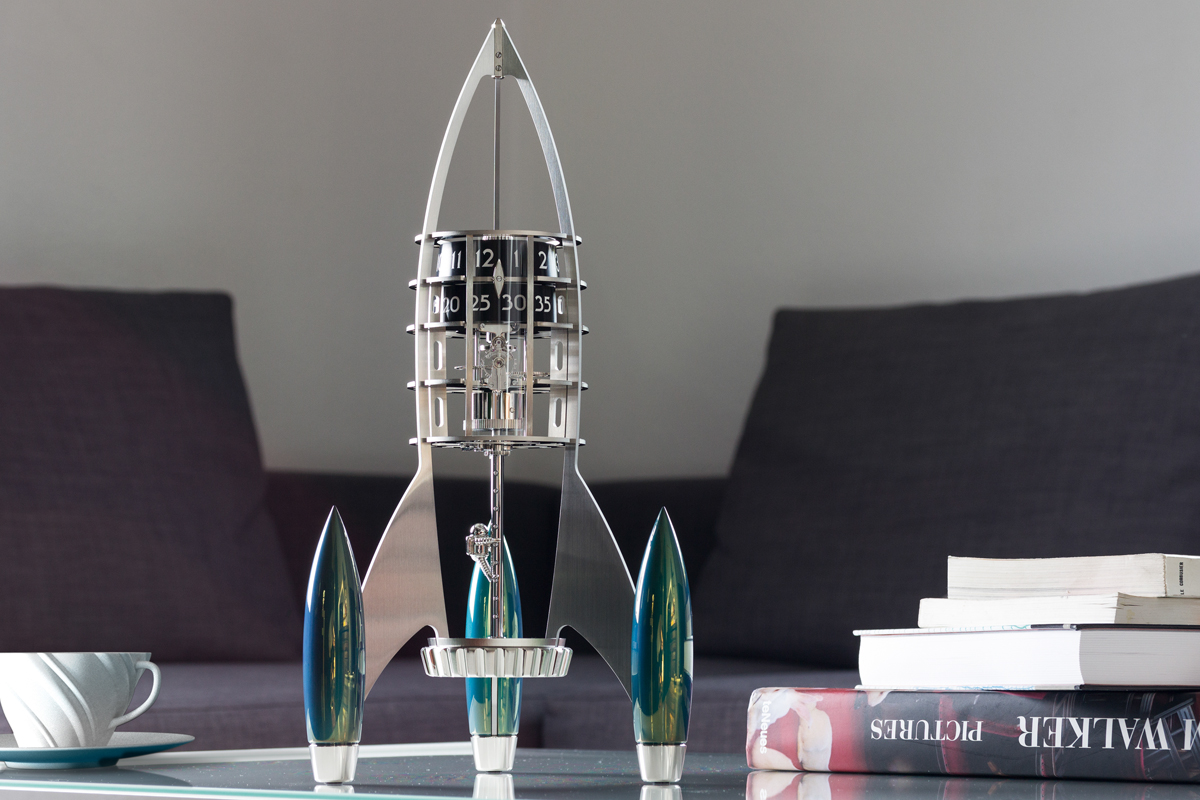 mb&f uhren limitiert uhrenhersteller schweiz hersteler science fiction raketen