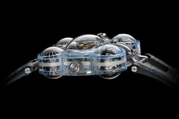mb&f watches swiss watch switzerland tourbillon limited unique pieces