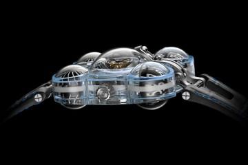 mb&f watches swiss watch switzerland tourbillon limited unique pieces