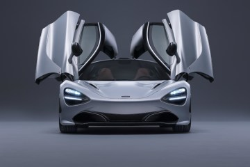 mclaren super series sportscars models limited