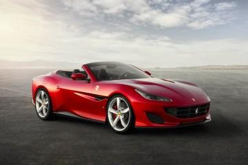 ferrari portofino new car convertible 8-cylinder most powerful hard top