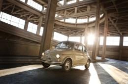 fiat 500 sondermodelle cinquecento cabriolet limousine museum of modern art new york