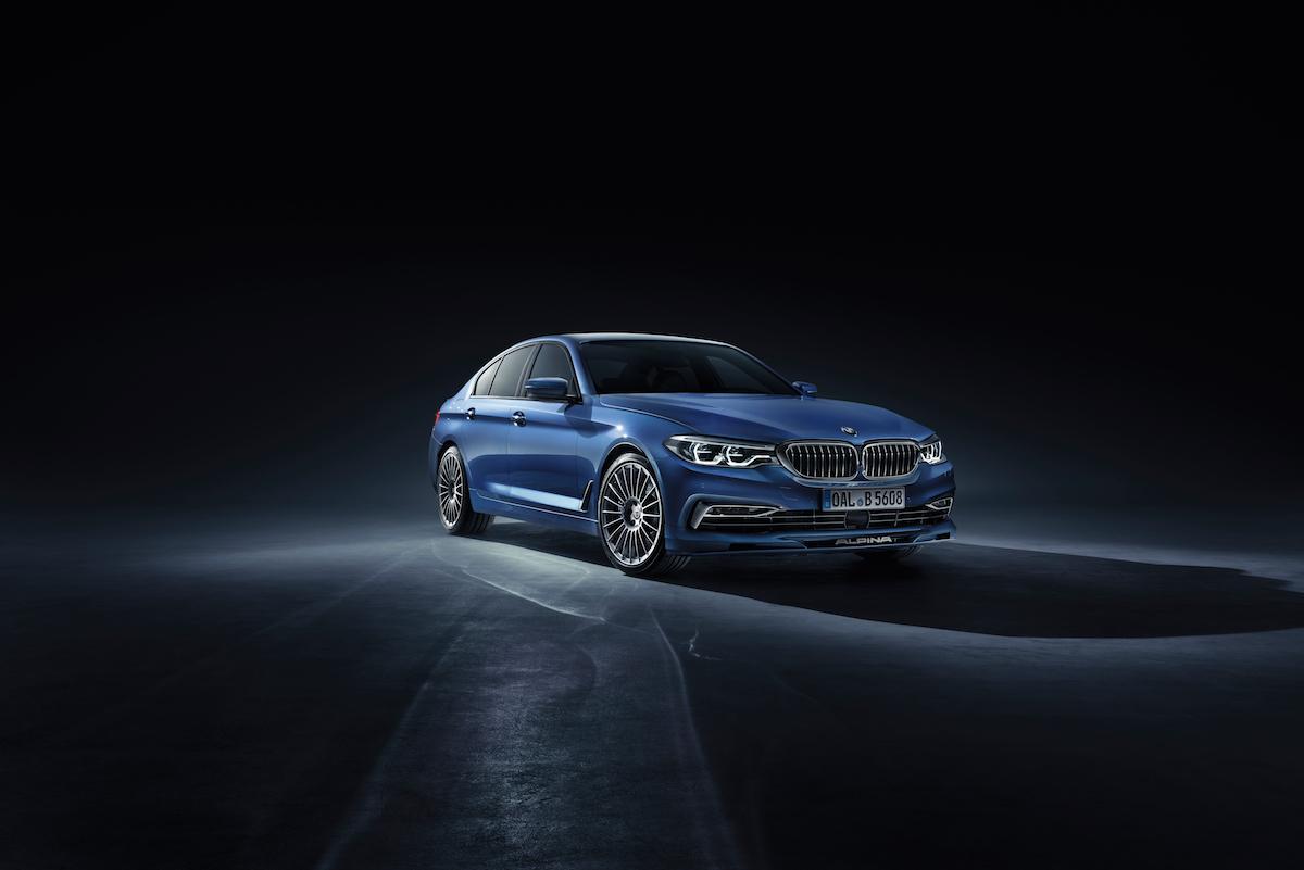 bmw alpina-b5-biturbo modelle 2017 achtzylinder modell limousine ausstattung allradantrieb hersteller modelljahr
