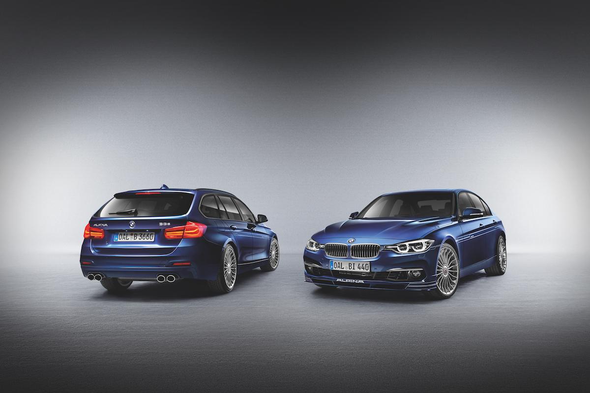bmw alpina b3 s biturbo modelle sportfahrwerk leistung automatik allradantrieb limousine preise deutschland