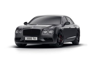 bentley flying spur black edition mulliner limousine luxuslimousine