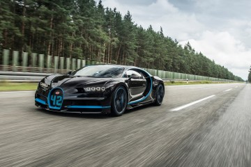 bugatti chiron world speed record super-car sports-car acceleration performance power international motor show IAA 2017 frankfurt