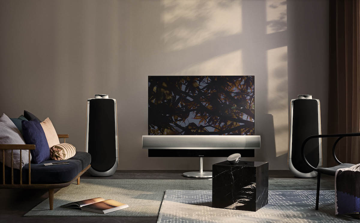 Neues TV-Gerät von Bang & Olufsen vereint das Beste aus zwei Welten ...