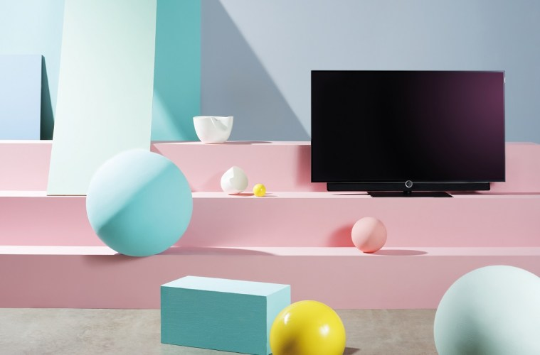 TV, bild 4, OLED, Design