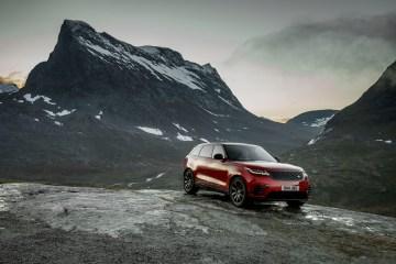 range rover velar new models innovation luxury premium suv sports utility vehicle diesel-engine