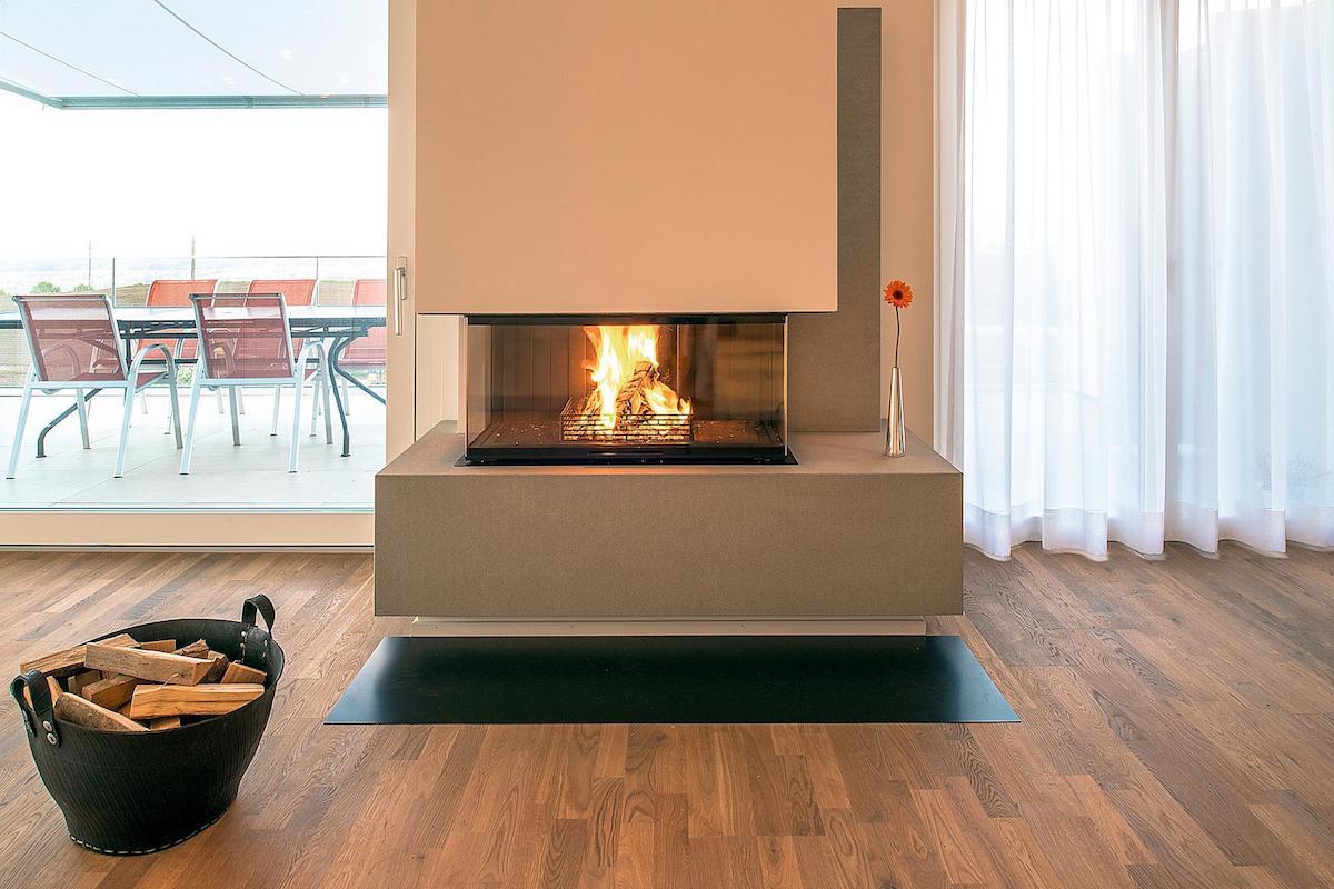 cheminée rüegg schweiz wohnraumfeuerungen feuerstellen wohnstube feuer haus heizung holz