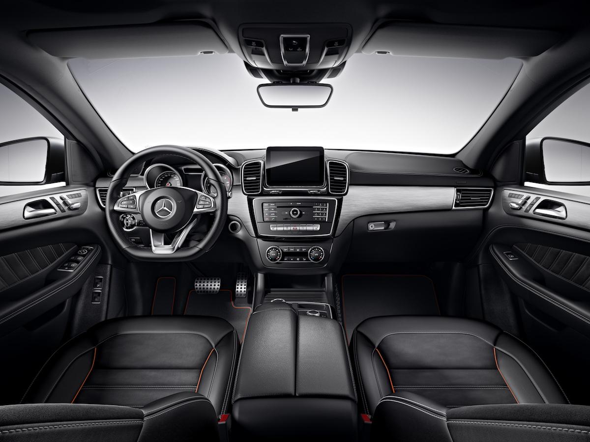 mercedes-amg mercedes amg gle coupe models new novelties nappa leather inside interior