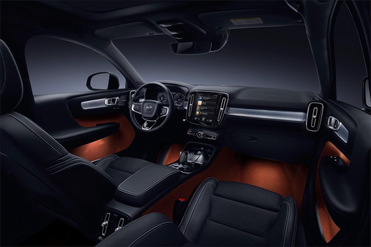 volvo xc40 kompakt suv sports utility vehicle modelle benzinmotor dieselmotor elektrisch elektroantrieb
