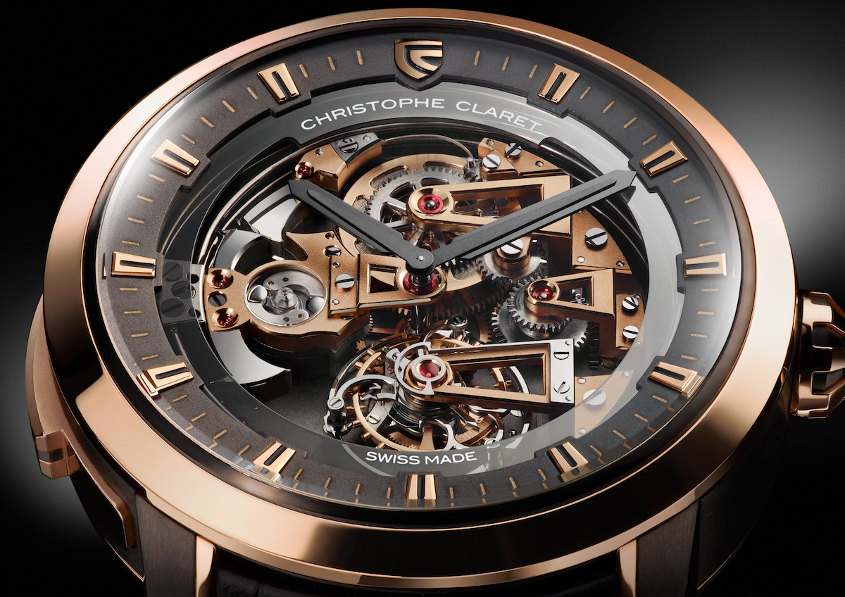 white-gold red-gold leather strap alligator watch watches new model limited edition timepieces swiss made