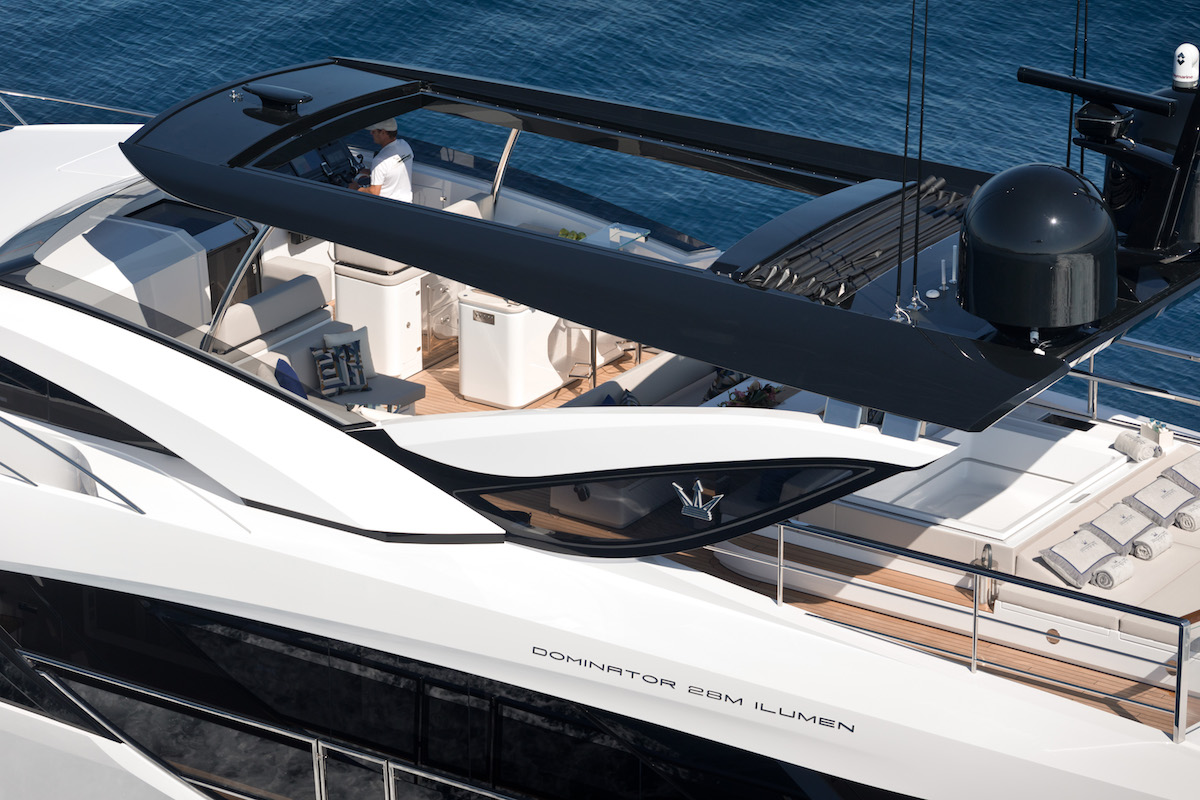 luxury yachts mega-yachts new motor-yachts dominator innovative