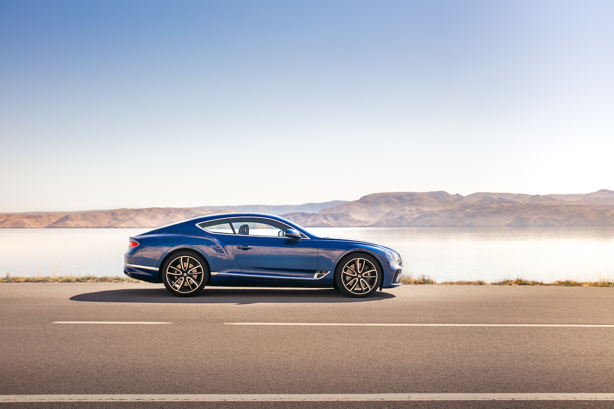 new latest bentley continental gt bentley-continental-gt luxury limousines sedans handcrafted interior exterior design enhanced versions refinement leathers woods personalisation