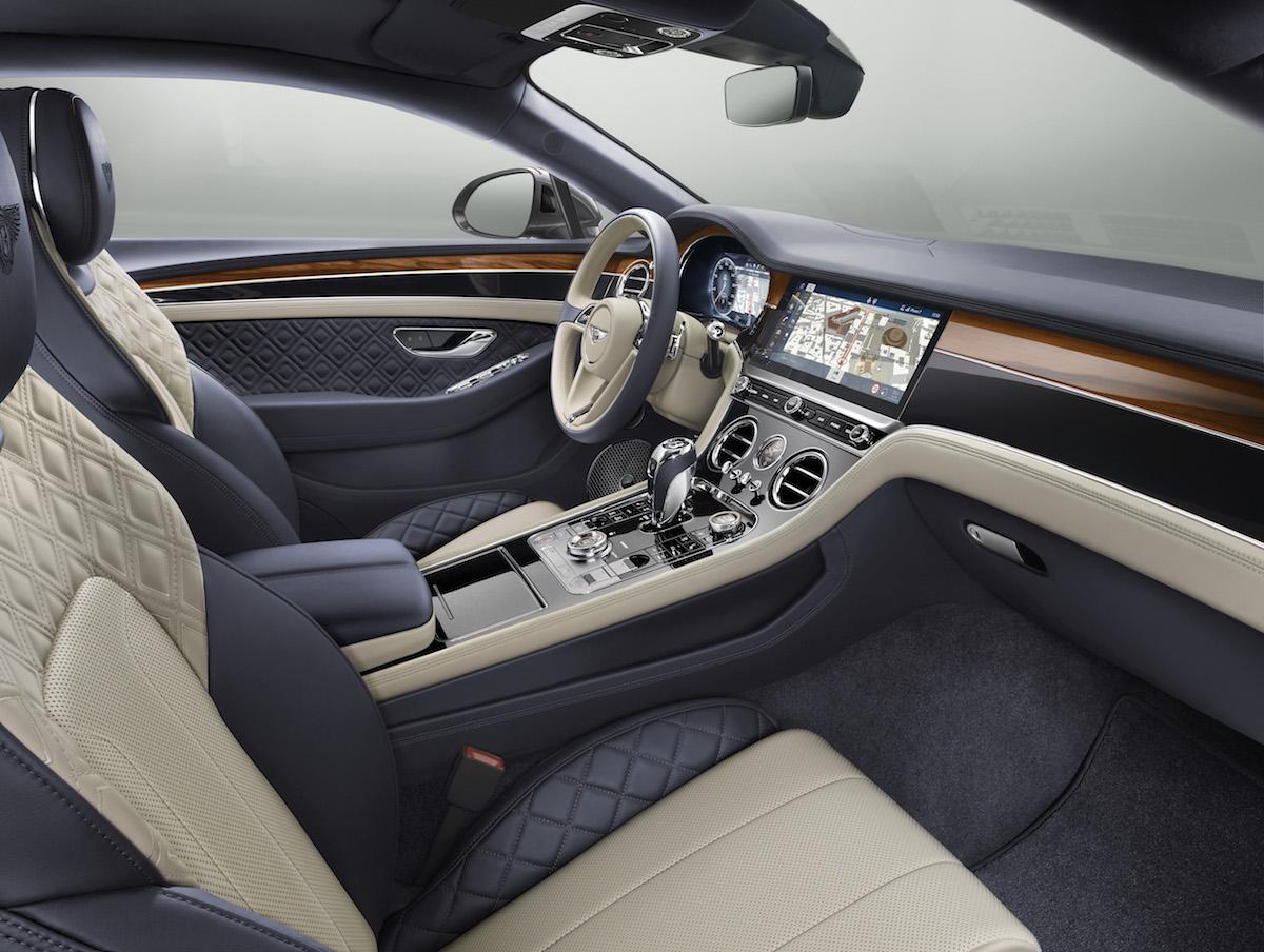 new latest bentley continental gt bentley-continental-gt luxury limousines sedans handcrafted interior exterior design enhanced versions refinement leathers woods bespoke