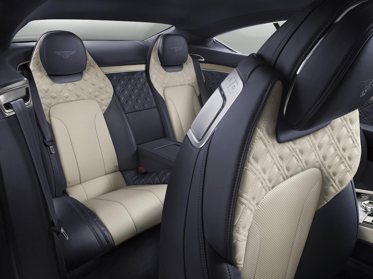 bentley continental gt neu neuheit neuheiten neue modelle modellvarianten modellversionen exterieur interieur design luxus-limousine