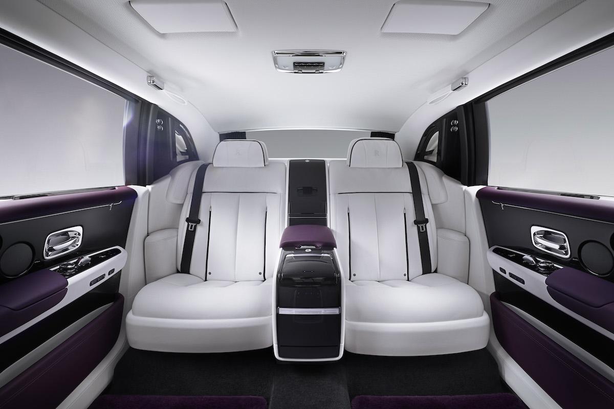 rolls-royce phantom modelle exterieur karosserie materialien design interieur innenraum extended wheelbase