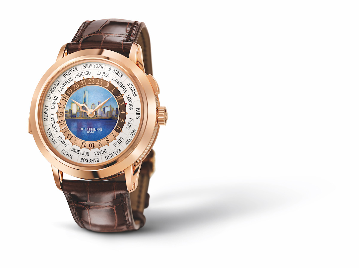 patek philippe world time minute repeater special edition new grand complication special-edition limited-edition timepieces
