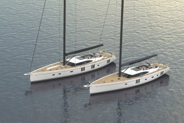 oyster super-yachts super yachts yacht design carbon-fibre price cabins interior